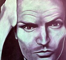 Sting, alias Gordon Sumner by Margaret Sanderson