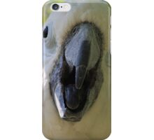 White Parrot iPhone Case/Skin