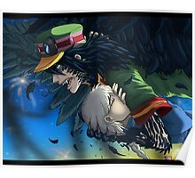 To Protect - Howl's Moving Castle poster/print Poster