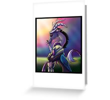 Well Played, Fluttershy - art print Greeting Card