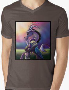 Well Played, Fluttershy - art print Mens V-Neck T-Shirt