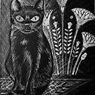 tana cat by Leanne Inwood