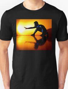 Radioactive Alien Unisex T-Shirt