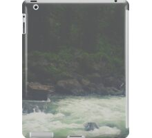 Unexpected places- River Flow iPad Case/Skin