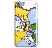 Roadtown, British Virgin Islands iPhone Case/Skin