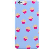Raining cupcakes iPhone Case/Skin