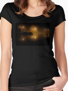 Nature's Fog Machine Women's Fitted Scoop T-Shirt