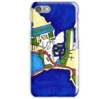 Georgetown, Cayman Islands iPhone Case/Skin
