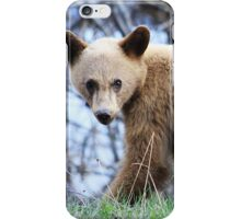 Blonde Bear iPhone Case/Skin