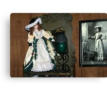 Antiques and Collectibles ~ Doll Canvas Print