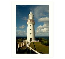 Cape Otway Morning,Great Ocean Road Art Print