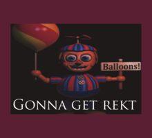 Five Nights at Freddy's 2: Balloon Boy (Meme) by ArianaFaithJ