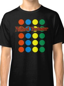 Naked Twister  Classic T-Shirt