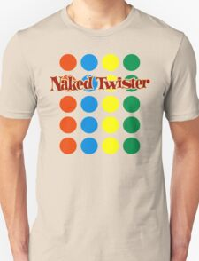 Naked Twister  T-Shirt