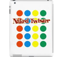 Naked Twister  iPad Case/Skin