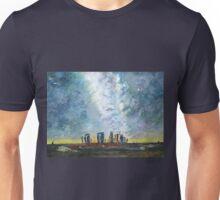 Something strange at Stonehenge Unisex T-Shirt