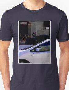 Me and Mini-Me Across 18th Street Unisex T-Shirt