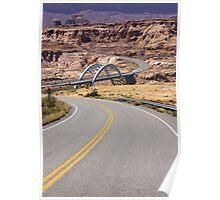 Glen Canyon National Park Poster