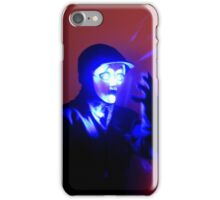 A Face Like A Christmas Tree iPhone Case/Skin