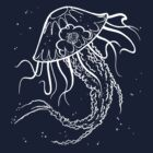 Wandering Jellyfish by Kristel Mallet