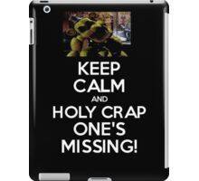 Five Nights at Freddy's: One's Missing! iPad Case/Skin