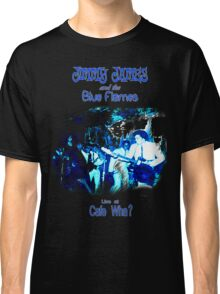 Jimmy James and the Blue Flames Jimi Hendrix Classic T-Shirt