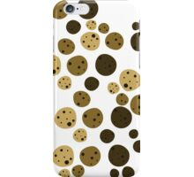 Cookie Rain iPhone Case/Skin