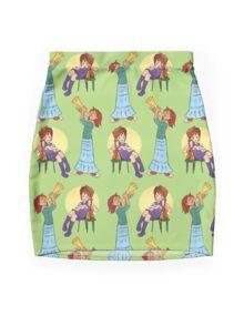 Symphony Ladies Mini Skirt