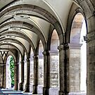 Northumberland Avenue Arches by Karen Martin