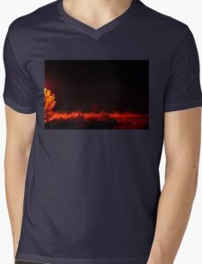 Magic Mist Mens V-Neck T-Shirt