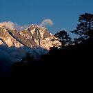 Himalayan Morning by Mark Poulton