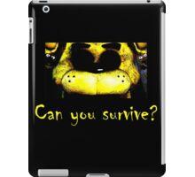 Five Nights at Freddy's: Golden Freddy iPad Case/Skin