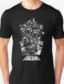 3D Movie Maker Actors (Invert) T-Shirt