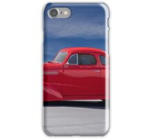1938 Chevrolet Coupe 'Profile' iPhone Case/Skin