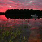 Finnhamn sunset by christopher363