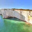 Old Harry Rocks II by Adam Gormley