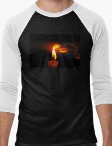 Make A Wish Men's Baseball ¾ T-Shirt