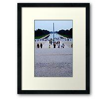 I Have a Dream Framed Print