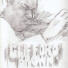 Clifford Brown by Reynaldo