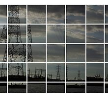 Pylons by Harvey Schiller
