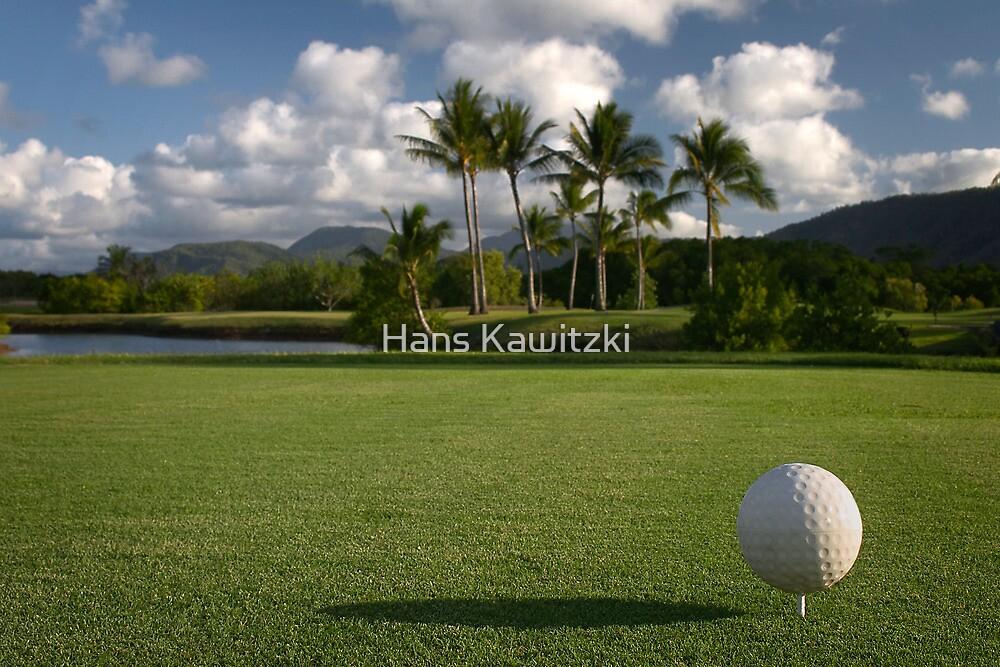 The perfect green by Hans Kawitzki