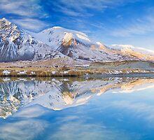 Ahuriri Valley 4 by Paul Mercer