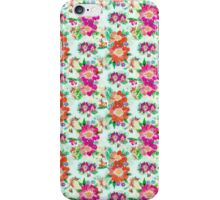 Flowers are blooming iPhone Case/Skin