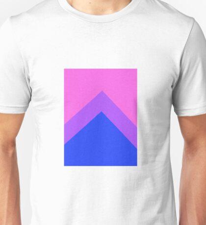 Bi pride flag  Unisex T-Shirt