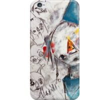 Voices in My Head iPhone Case/Skin