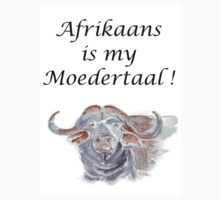 Afrikaans is my Moedertaal T-Shirt