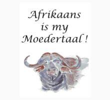 Afrikaans is my Moedertaal Kids Clothes