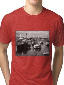 Quiet Harbour  Tri-blend T-Shirt
