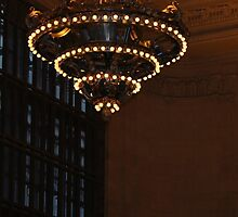 42nd Street Lights: Vintage New York @ Grand Central by shoelock