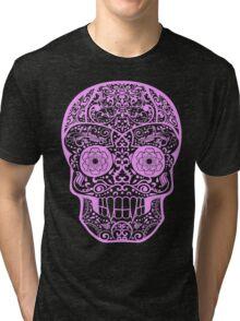 Calavera Nosferatu Tri-blend T-Shirt